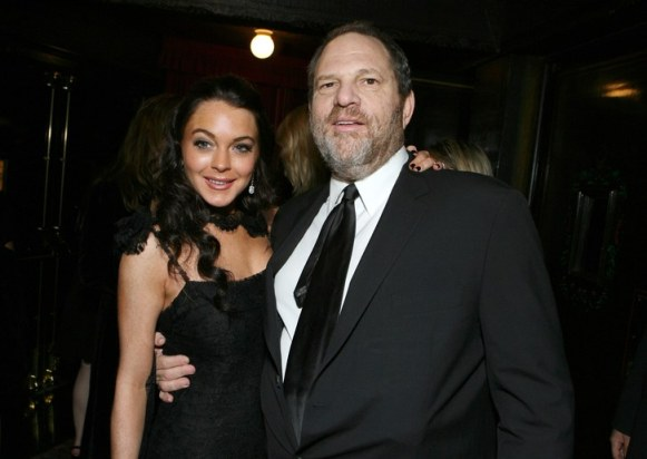 Fry-Lindsay-Lohan-sides-with-Harvey-Weinstein