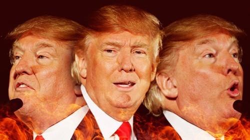 Trump's Muslims' call slammed