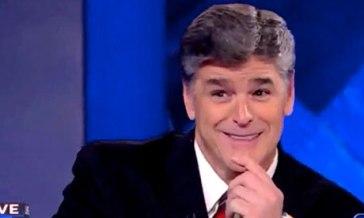 Fox News broadcaster Sean Hannity